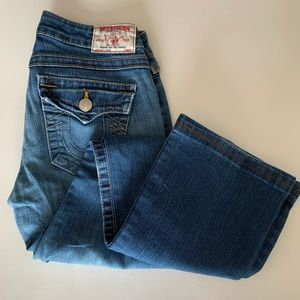 True Religion Straight Cut Jeans